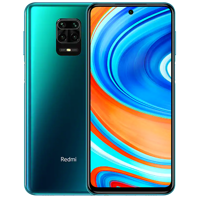 Xiaomi Redmi Note 9S 6/128GB Green